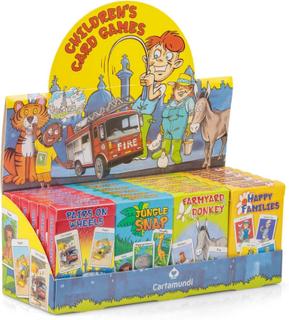 Kortspel - barnens favoriter