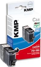 KMP C66 - PGI5BK Black - 1504.0001