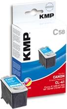 KMP C58 - Canon CL-41 Color - 1501.4030