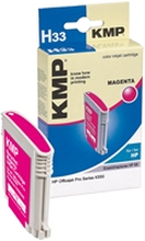 KMP H33 - HP 88XL Magenta - 1704.4926