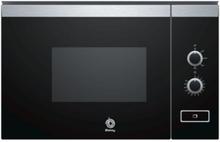 Indbygget mikrobølgeovn Balay 3CP4002X0 20 L Sort