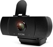 Gaming-webcam Krom NXKROMKAM Full HD 30 FPS