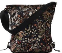 Mixed Flower Shoulder Bag