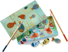 Djeco magnetiskt spel fishing dream