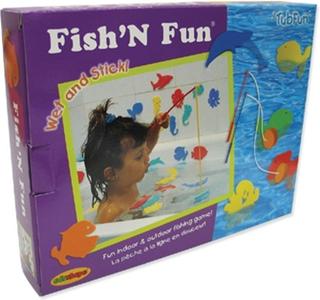 Fish N Fun - fiska i badkaret
