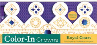 Måla din egna krona - Kungligt
