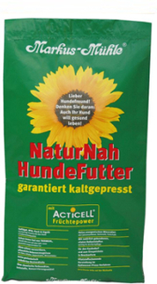 Markus Mühle Naturhundefôr 15 kg