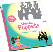Shadow Puppets - prinsessa