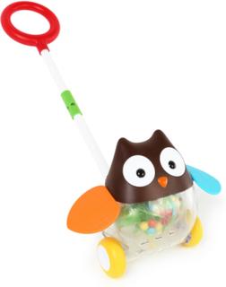 Gå-leksak med uggla (Skip Hop)
