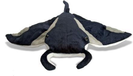 Cuddlekins Manta Ray (38 cm)