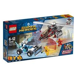 76098 LEGO Super Heroes Lynhurtig iskold jagt - wupti.com
