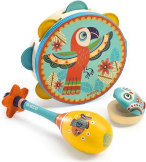 Musikinstrument (3 st)