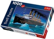 Palapeli 1000 Palaa Titanic