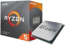 AMD Ryzen 5 3600-processor + Wraith Stealth køler