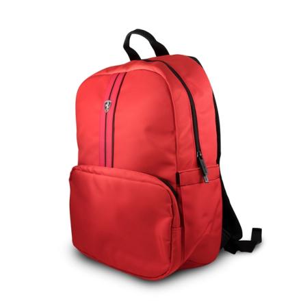 "Ferrari Laptopreppu 15"" Urban Collection Punainen"