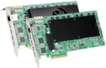 Matrox Mura IPX Series MURA-IPX-I4DF - Videooptagelsesadapter - PCIe 2.0 x8