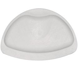 RIDDER Bath Pillow Rubber White 68601