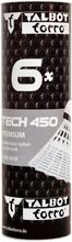Tech 450 Premium Nylon Medium 6-pack