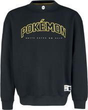 Pokémon - Logo -Collegegenser - svart