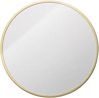 Bloomingville Vægspejl Guld Metal 38cm