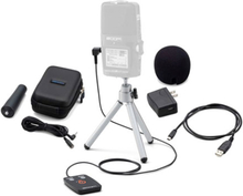 Accessories pack for Zoom H2n