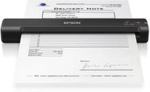 Bærbar scanner Epson WorkForce ES-50 600 dpi USB 2.0 Sort