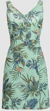 Wahia Tropical Dress Jade S