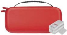 Beskyttende case Nuwa Nintendo Switch Støddæmper Rød