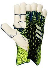 adidas Keeperhanske Predator Pro Hybrid PC Superlative - Sort/Blå/Gul