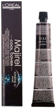 Permanent Dye Majirel Cool-cover LOreal Expert Professionnel Blond fonce dore beige