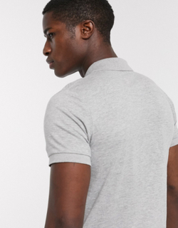 French Connection Essentials polo-Grey