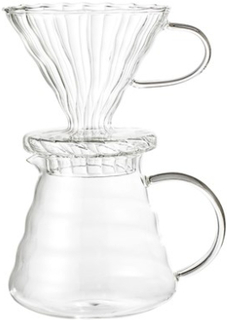 Bloomingville Kaffetrakter Clear Glass