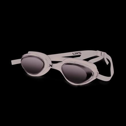 2XU Rival Goggle-Mirror- U Silver/Black