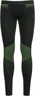 Odlo Men's Pants Essentials Seamless Light Herre undertøy underdel Grønn S