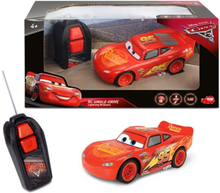 Dickie Toys Disney Cars 3, R/C Lightning McQueen Single Drive 1:32