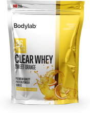 Bodylab Clear Whey (500 g) - Sweet Orange