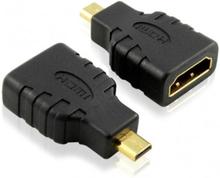 Micro-Hdmi till Hdmi Omvandlare / adapter Hane-Hona