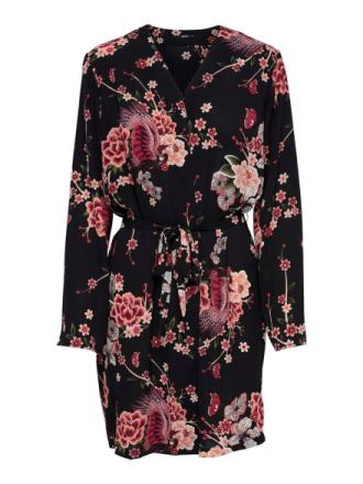 ONLY Long Kimono Women Black