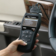VGATE MaxiScan VS-890 Multi-language Felkodsläsare Diagnostik för bil
