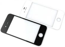 Utbytesglas / Display glas för Iphone 4/4s White