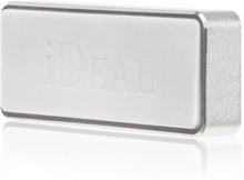 Ideal Of Sweden - iDeal IDM01 Magnetfäste för mobilen i bilen - Silver