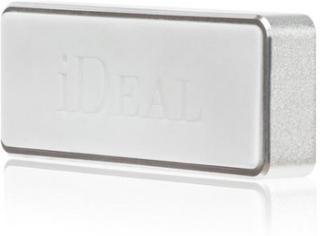 Ideal Of Sweden - iDeal IDM01 Magnetfäste för mobilen i bilen - Silver - iDeal Of Sweden