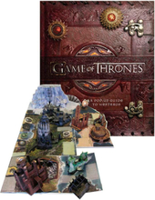 Game of Thrones 3D Pop-Up Bok 28 x 23 cm A Pop-Up Guide to Westeros
