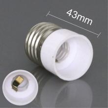 Sockel adapter E14 till E27