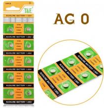 AlkaliskKnappcellbatteri SR63 / V379 / AG 0 Storpack