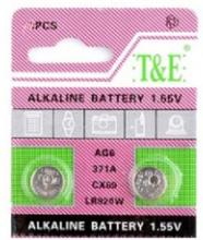 AlkaliskKnappcellbatteri SR69 / V371 / AG6
