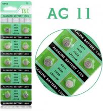 AlkaliskKnappcellbatteri SR58 / V362 / AG11 Storpack