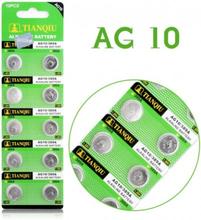 AlkaliskKnappcellbatteri SR54 / V389 / AG10 Storpack