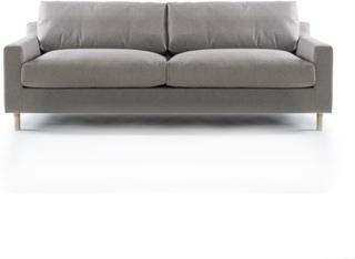Department - Ray 225 3-Seter Sofa, Grå