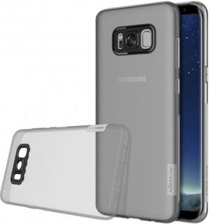 NILLKIN Samsung Galaxy S8 Nature Series 0.6mm TPU - Grå - Nillkin